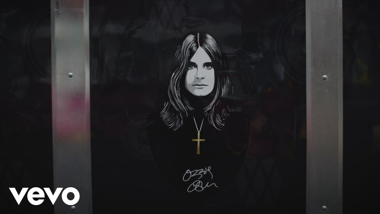 Ordinary Man by Ozzy Ozbourne and Sir Elton John