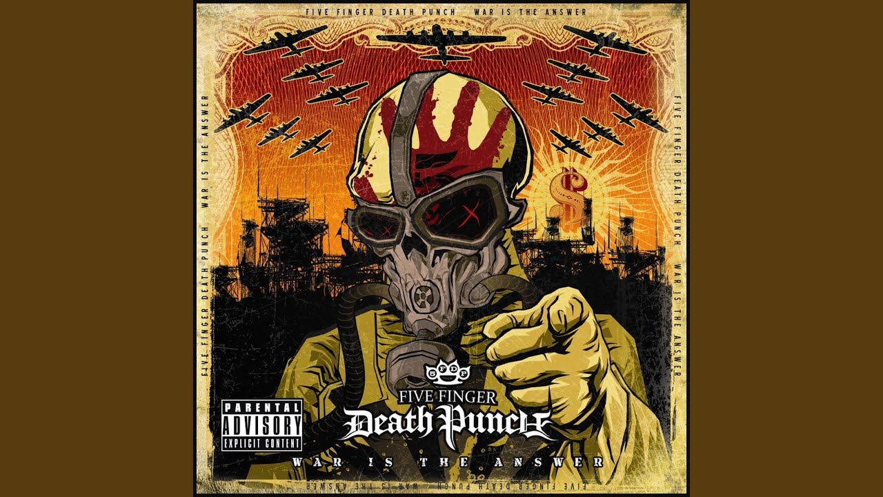 Bad Company - Five Finger Death Punch