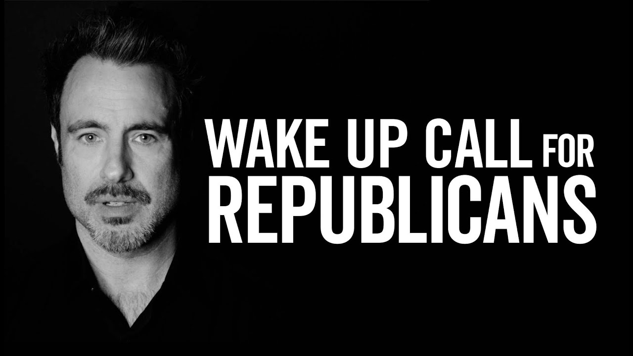 A Wakeup Call for Republicans - Matthew Cooke