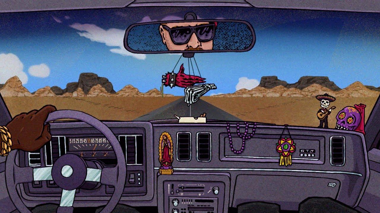 Ooh LA LA - Run The Jewels (Mexican Institute of Sound Remix featuring Santa Fe Klan)